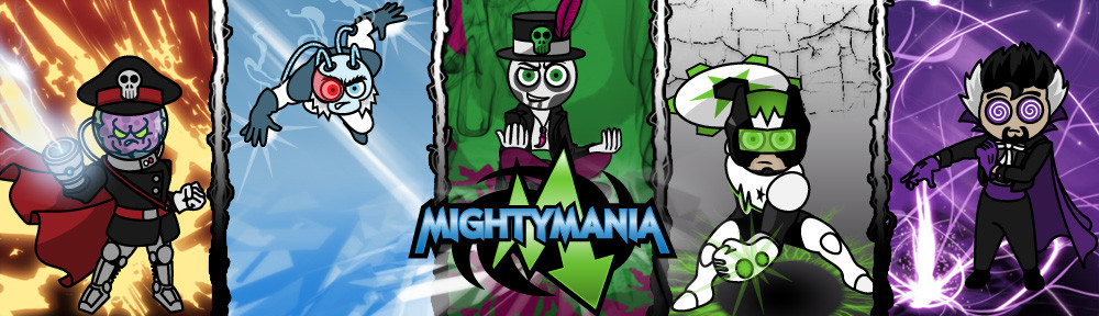 MIGHTYMANIA Blog