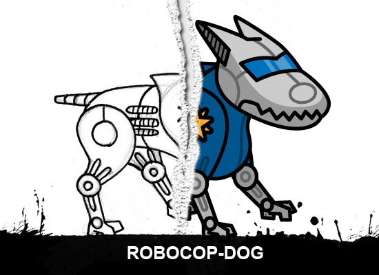 Robocop-Dog